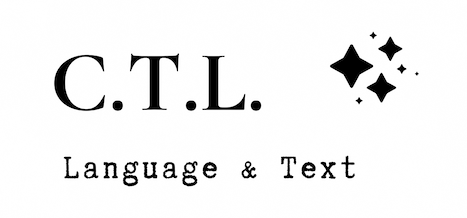 Language & Text